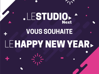 Carte de voeux 2019 – Le studio NEXT
