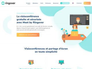 RingOver – Redesign